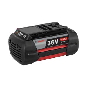 Bosch GBA startsett 2x 36V 6 Ah Li Ion + lader Blinken AS